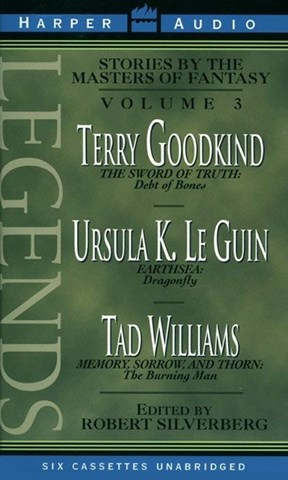 LEGENDS: STORIES BY THE MASTERS OF FANTASY, VOL. 3