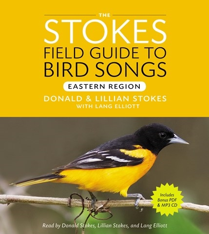 STOKES FIELD GUIDE TO BIRD SONGS, EASTERN REGION