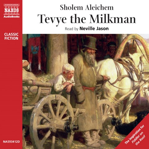 TEVYE THE DAIRYMAN
