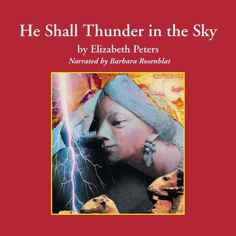 HE SHALL THUNDER IN THE SKY