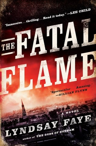 THE FATAL FLAME