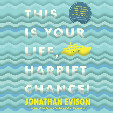 THIS IS YOUR LIFE, HARRIET CHANCE