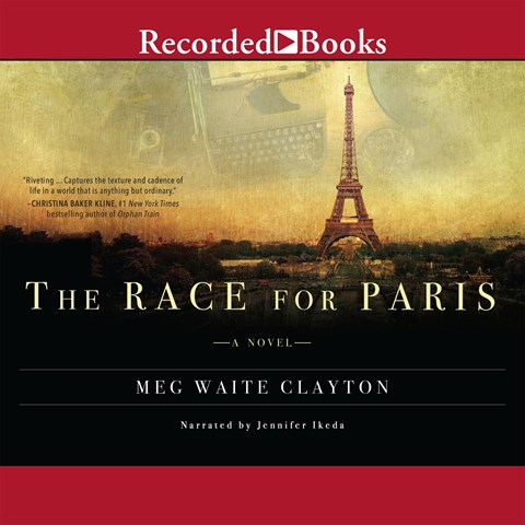 THE RACE FOR PARIS