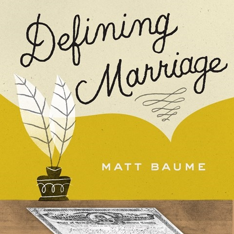 DEFINING MARRIAGE