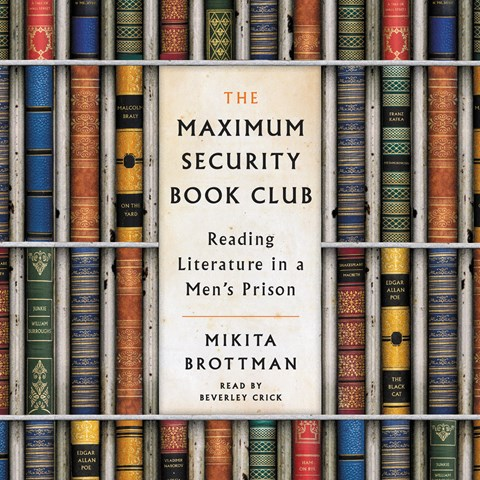 THE MAXIMUM SECURITY BOOK CLUB