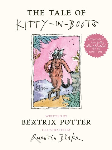 THE TALE OF KITTY-IN-BOOTS