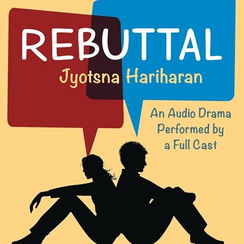 REBUTTAL by Jyotsna Hariharan Read by Phoebe Strole ...