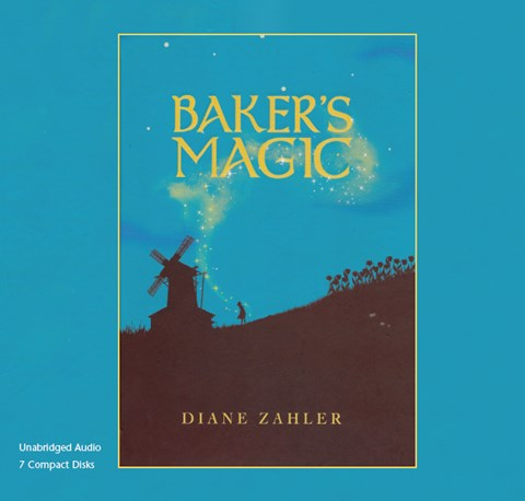 Baker's Magic book cover, free audiobook