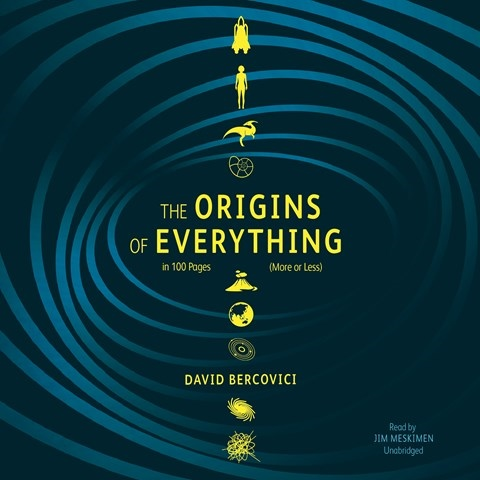 ORIGINS OF EVERYTHING IN 100 PAGES (MORE OR LESS)