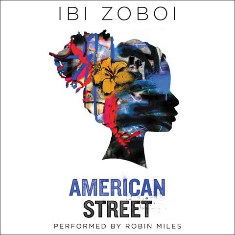 American Street audiobook cover