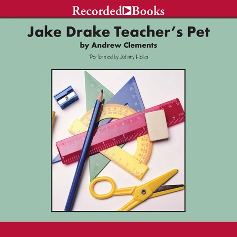 JAKE DRAKE TEACHER'S PET