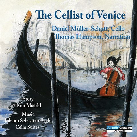 THE CELLIST OF VENICE