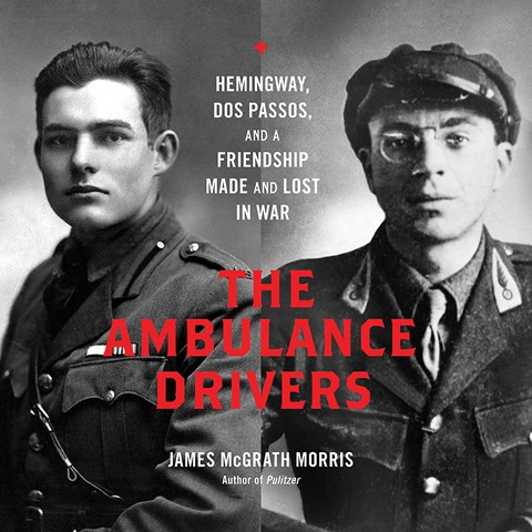 THE AMBULANCE DRIVERS