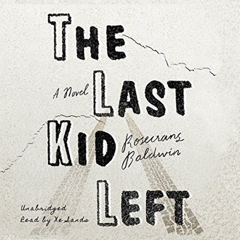 THE LAST KID LEFT