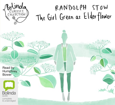 THE GIRL GREEN AS ELDERFLOWER