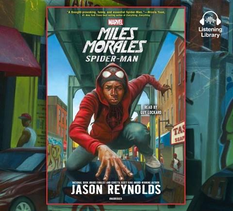 Miles Morales Spider-Man (Req) - Jason Reynolds