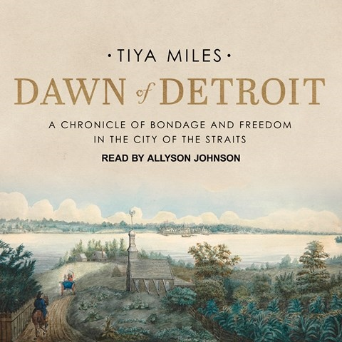 DAWN OF DETROIT