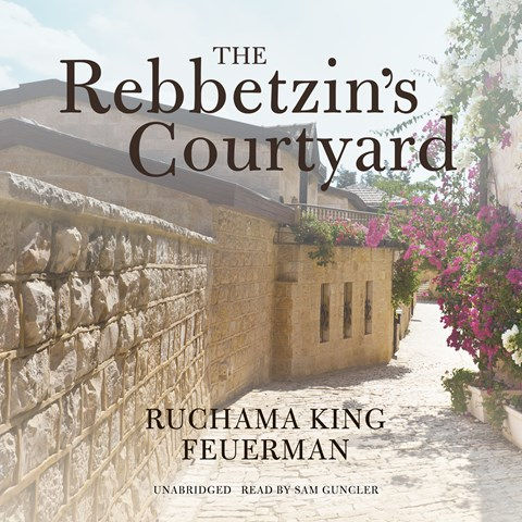 THE REBBETZIN'S COURTYARD