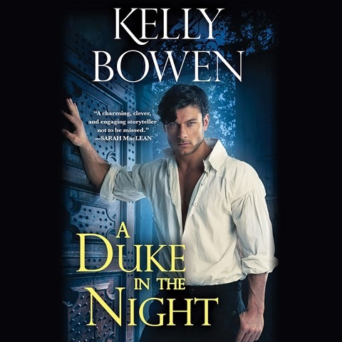 A DUKE IN THE NIGHT