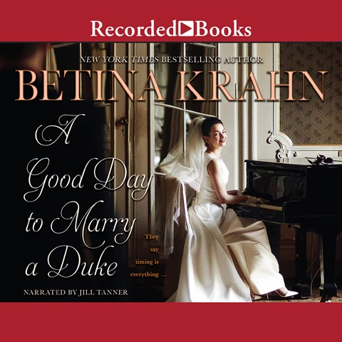 A GOOD DAY TO MARRY A DUKE