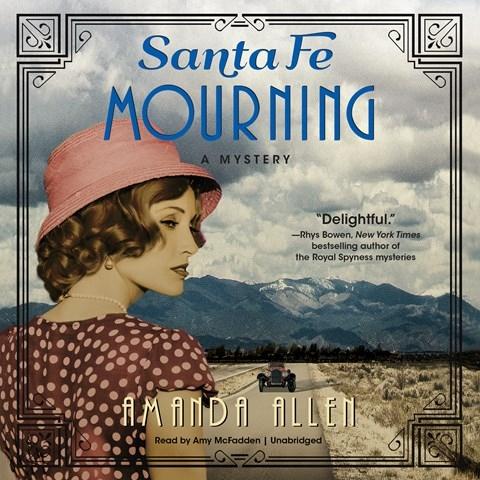 SANTA FE MOURNING