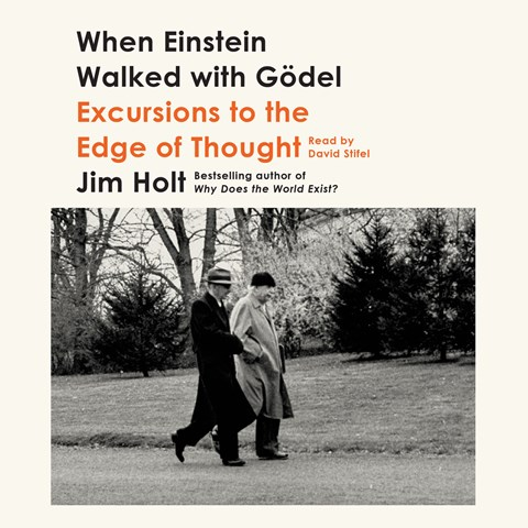WHEN EINSTEIN WALKED WITH GODEL