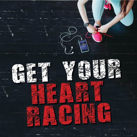 GET YOUR HEART RACING CAMPAIGN