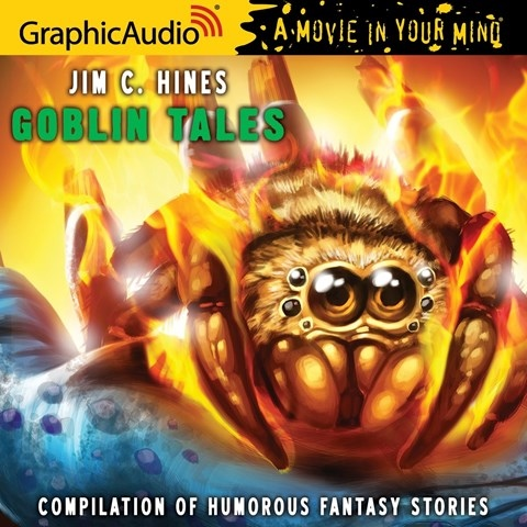 GOBLIN TALES: COMPILATION OF HUMOROUS FANTASY STORIES