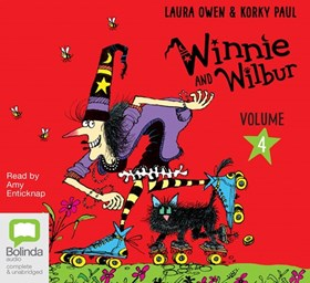 WINNIE AND WILBUR VOLUME 4
