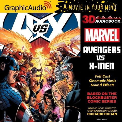 MARVEL: AVENGERS VS. X-MEN