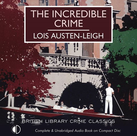 THE INCREDIBLE CRIME