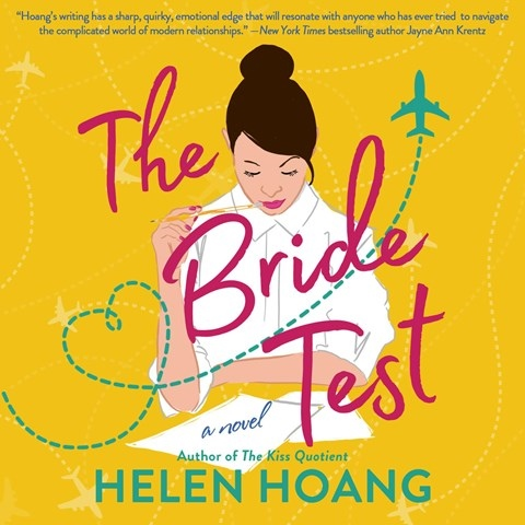 THE BRIDE TEST, read by Emily Woo Zeller