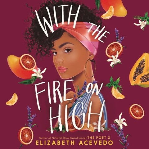 WITH THE FIRE ON HIGH, read by Elizabeth Acevedo