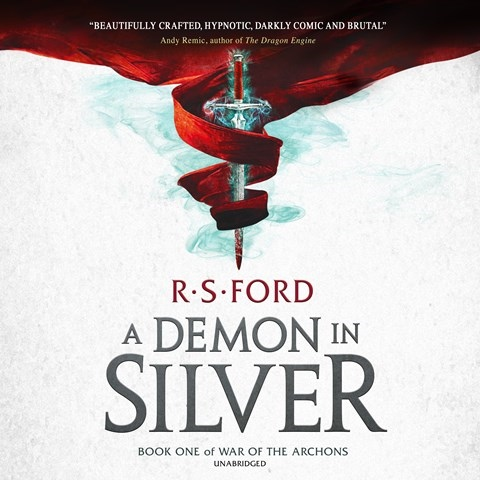 A DEMON IN SILVER by RS Ford Read by Derek Perkins