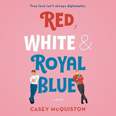 RED, WHITE & ROYAL BLUE, read by Ramon de Ocampo