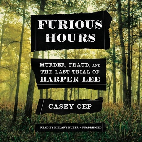 FURIOUS HOURS, read by Hillary Huber