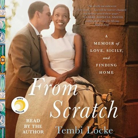FROM SCRATCH, read by Tembi Locke