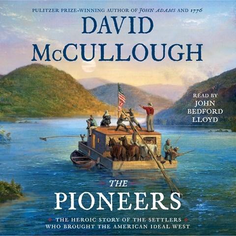 THE PIONEERS, read by John Bedford Lloyd