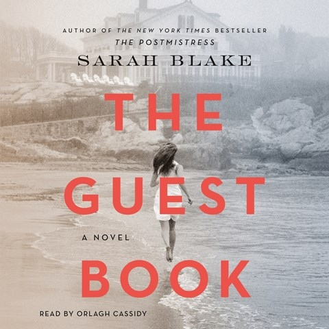 THE GUEST BOOK, read by Orlagh Cassidy