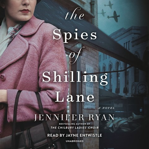 THE SPIES OF SHILLING LANE