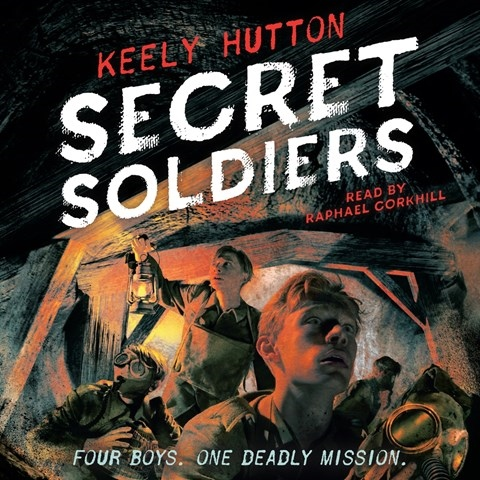 SECRET SOLDIERS