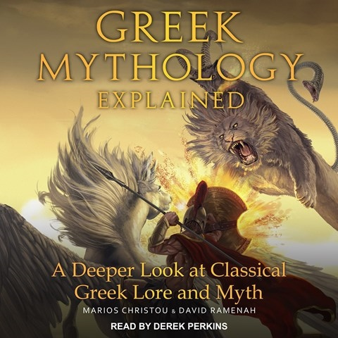 GREEK MYTHOLOGY EXPLAINED