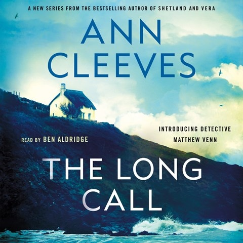THE LONG CALL, read by Ben Aldridge