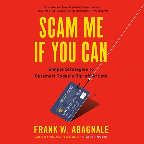 SCAM ME IF YOU CAN, read by Jason Culp