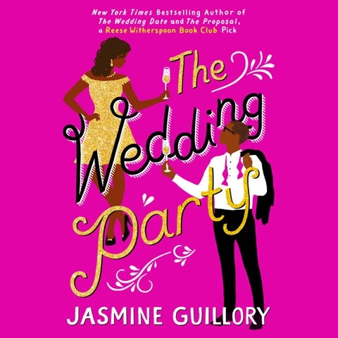 THE WEDDING PARTY, read by Janina Edwards