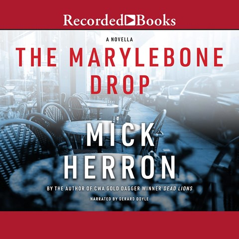 THE MARYLEBONE DROP