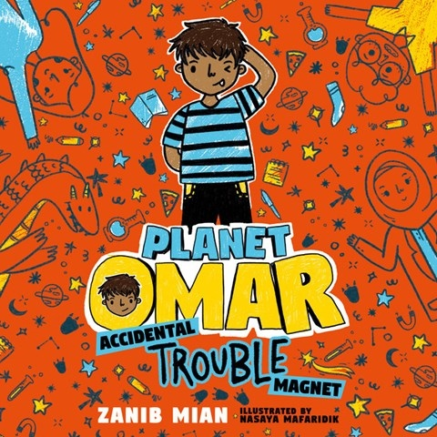 Planet Omar: Accidental Trouble Magnet