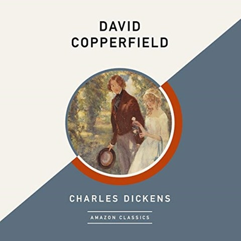 David Copperfield narrated by Derek Perkins