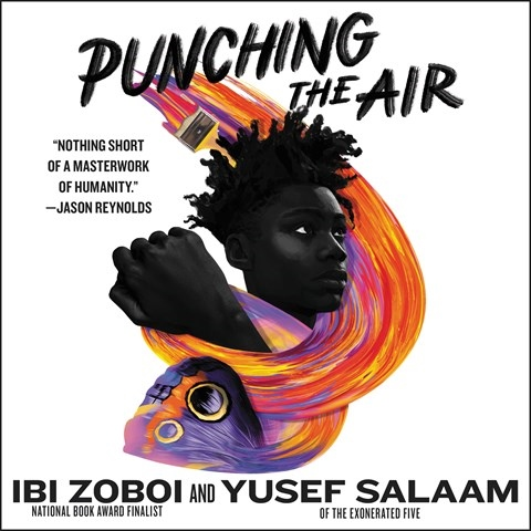 PUNCHING THE AIR