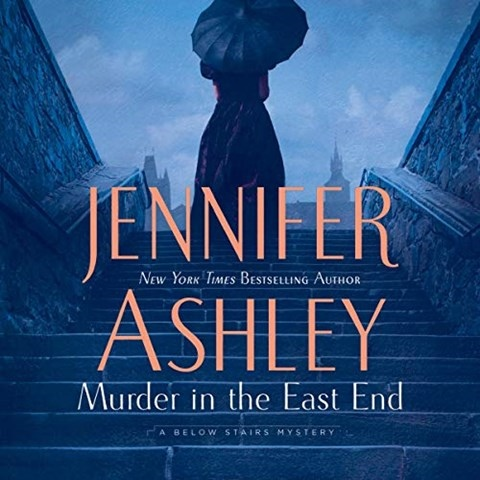 MURDER IN THE EAST END